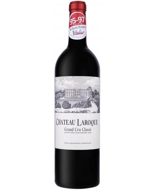 Chateau Laroque Grand Cru Classe Saint Emilion 0.75L