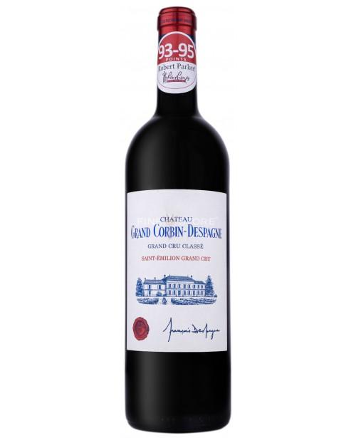 Chateau Grand Corbin - Despagne Grand Cru Classe Saint Emilion 0.75L
