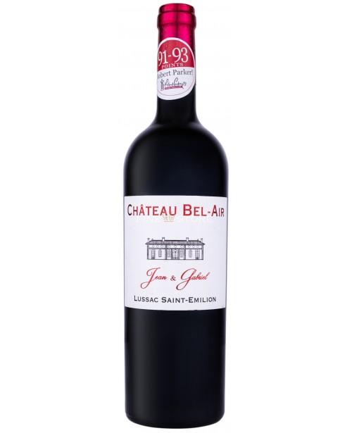 Chateau Bel - Air Jean Gabriel Lussac Saint - Emilion 0.75L