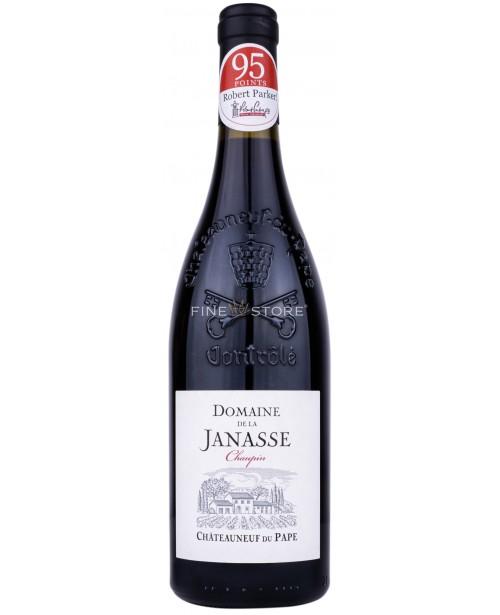 Domaine De La Janasse Chateauneuf Du Pape Chaupin 0.75L