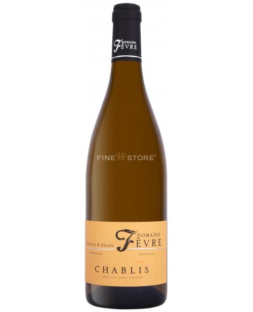 Domaine Nathalie si Gilles Fevre Chablis 0.75L