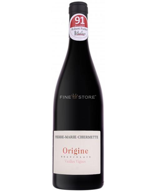 Domaines Chermette Beaujolais Primeur Origine Vieilles Vignes 0.75L