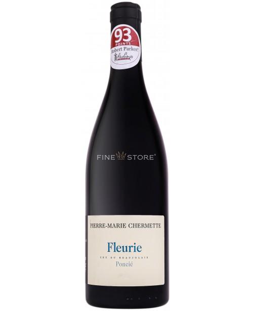 Domaines Chermette Fleurie Poncie 0.75L