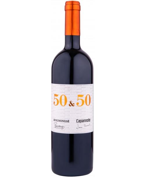 Capannelle 50 & 50 0.75L