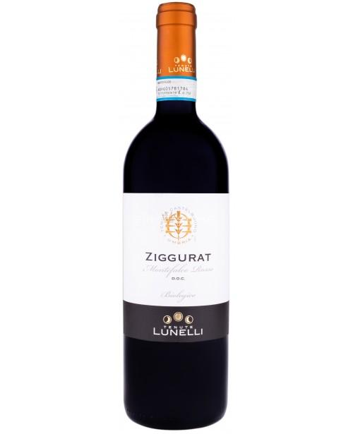 Tenute Lunelli Ziggurat Montefalco Rosso 0.75L Top