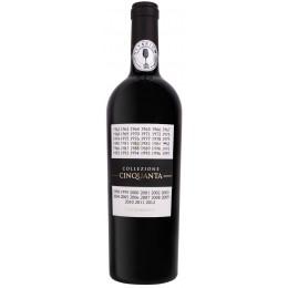 San Marzano Collezione Cinquanta Vino Rosso d'Italia 0.75L