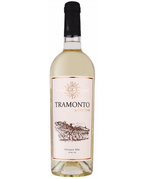 Cricova Tramonto Feteasca Alba 0.75L