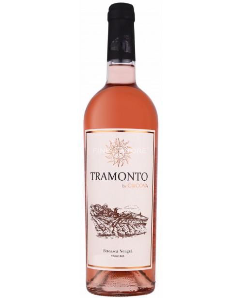 Cricova Tramonto Feteasca Neagra Rose 0.75L
