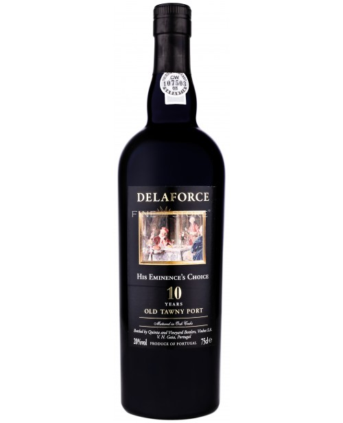 Delaforce His Eminence's Choice Old Tawny Port 10 Ani 0.75L