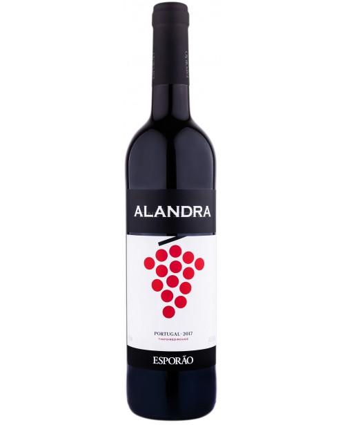 Esporao Alandra Rosu 0.75L