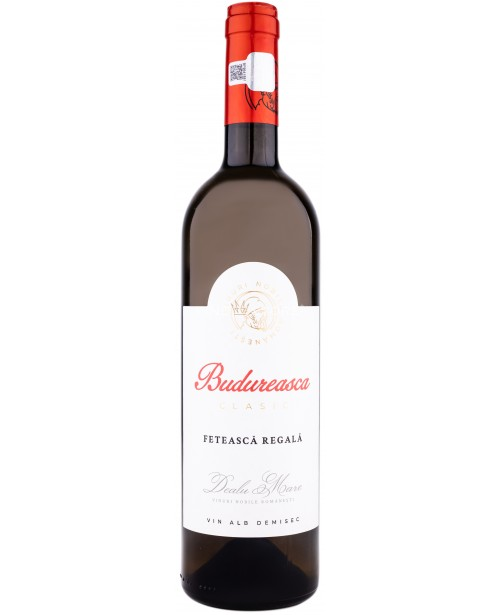 Budureasca Clasic Feteasca Regala 0.75L