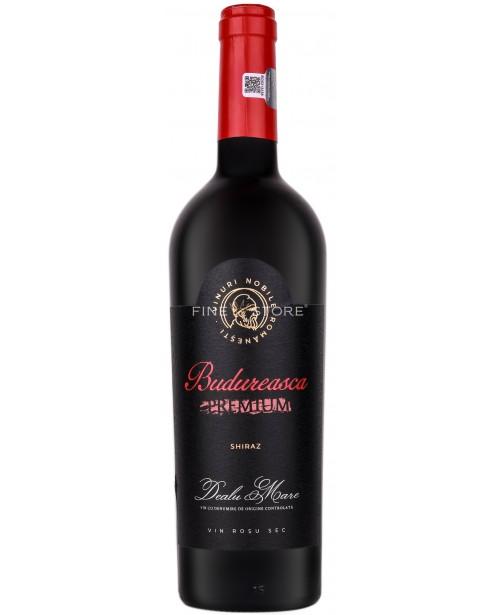 Budureasca Premium Shiraz 0.75L