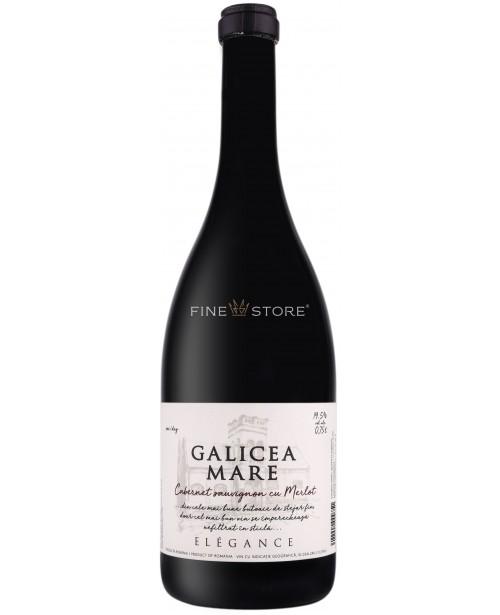 Galicea Mare Elegance Cabernet Sauvignon Cu Merlot 0.75L