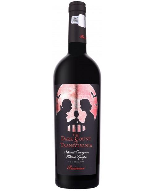 Budureasca The Dark Count Of Transylvania Cabernet Sauvignon & Feteasca Neagra 0.75L