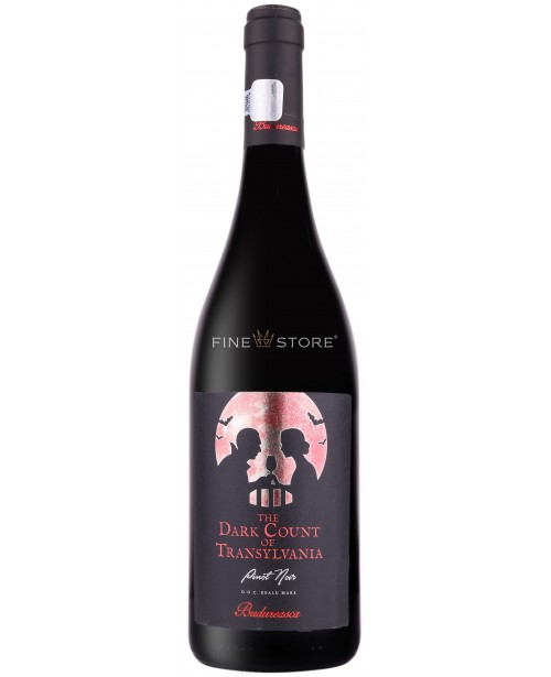 Budureasca The Dark Count Of Transylvania Pinot Noir 0.75L