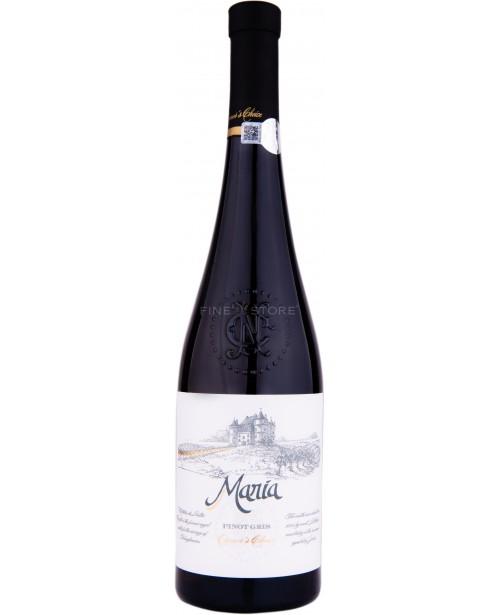 Jidvei Owner's Choice Maria Pinot Gris 0.75L