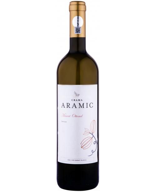 Aramic Muscat Ottonel Demisec 0.75L