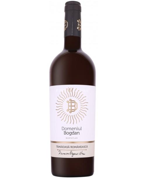Domeniul Bogdan Organic Tamaioasa Romaneasca 0.75L