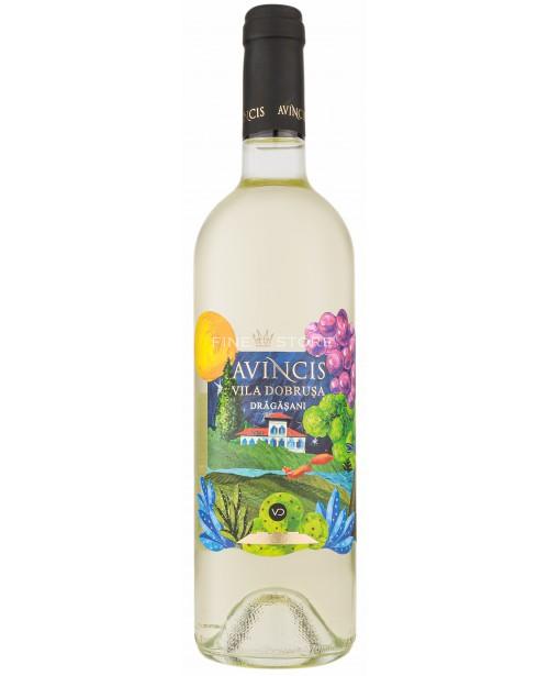 Avincis Vila Dobrusa Pinot Gris, Cramposie Selectionata & Sauvignon Blanc 0.75L