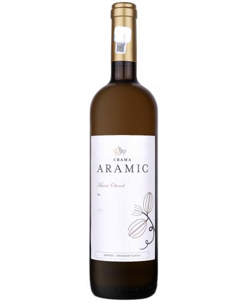 Aramic Muscat Ottonel Sec 0.75L