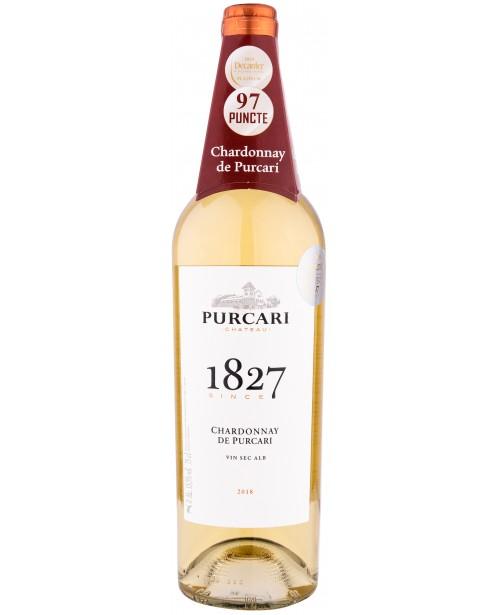 Chardonnay de Purcari 0.75L