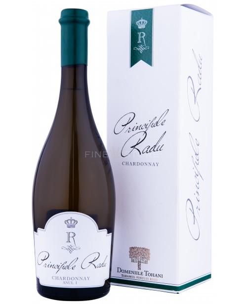 Tohani Principele Radu Chardonnay 0.75L Top