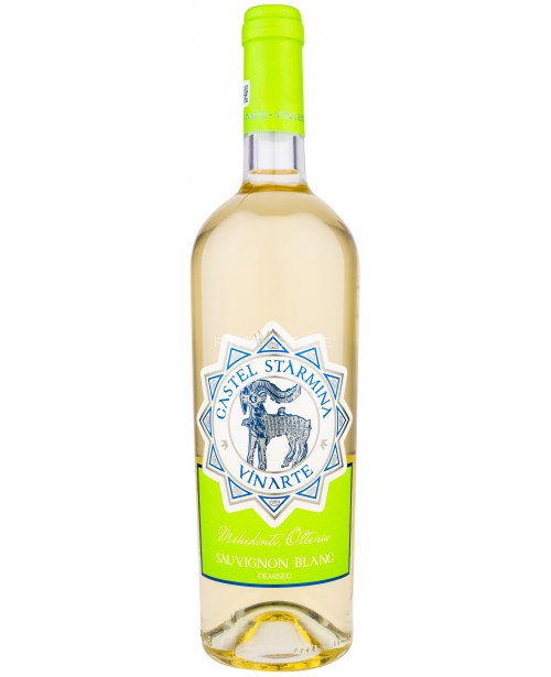 Vinarte Castel Starmina Sauvignon Blanc 0.75L Top