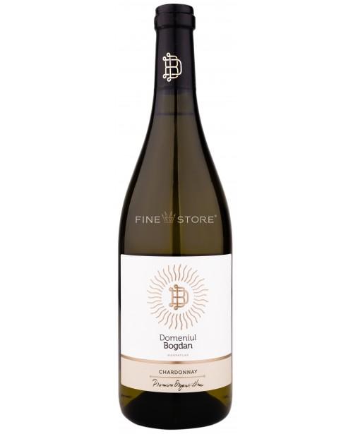 Domeniul Bogdan Organic Chardonnay 0.75L