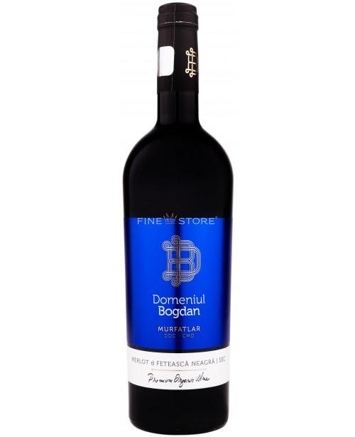Domeniul Bogdan Feteasca Neagra  & Merlot 0.75L