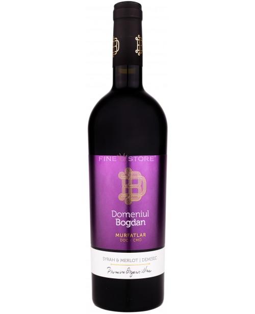 Domeniul Bogdan Syrah & Merlot 0.75L