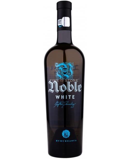 Budureasca Noble White 0.75L Top