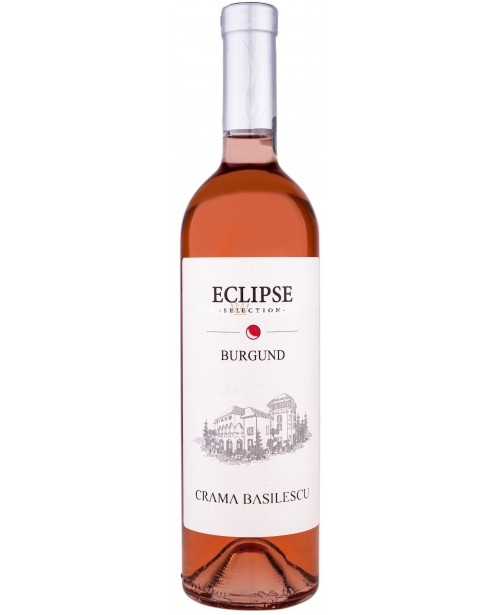 Basilescu Eclipse Cupaj Roze 0.75L