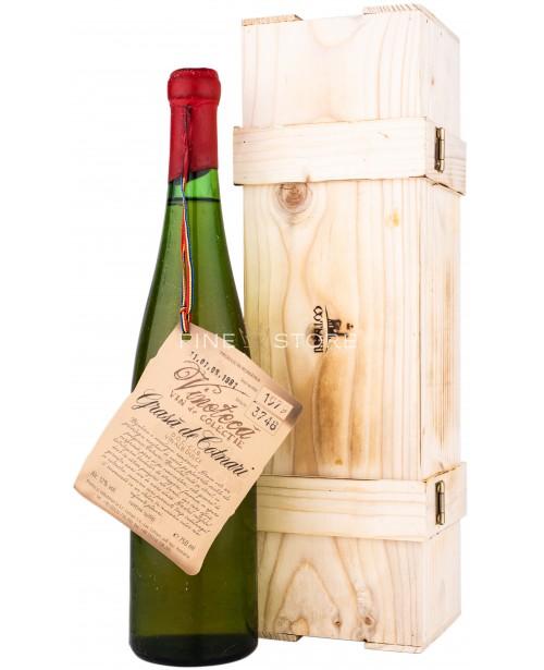 Cotnari Vinoteca Grasa De Cotnari 1979 Cutie Lemn 0.75L