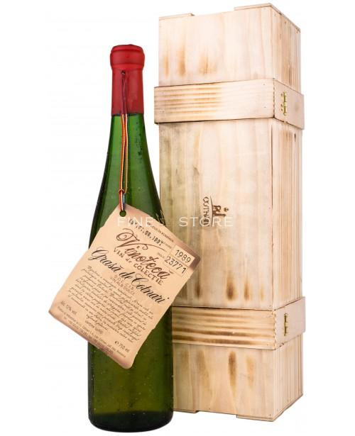 Cotnari Vinoteca Grasa De Cotnari 1989 Cutie Lemn 0.75L