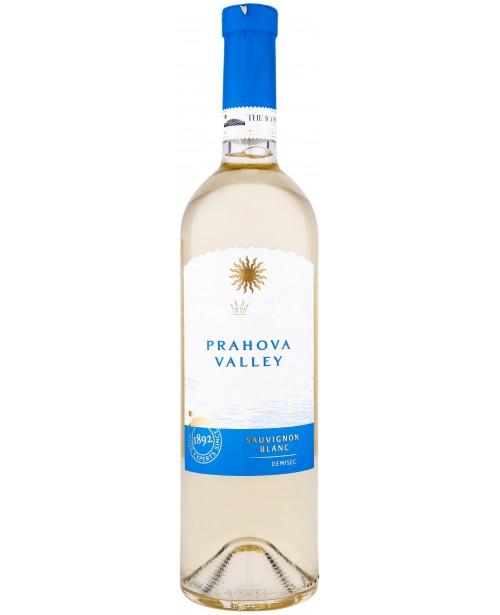 Prahova Valley Sauvignon Blanc Demisec 0.75L
