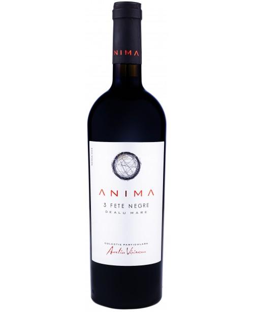 Aurelia Visinescu Anima 3 Fete Negre Seria 004 0.75L