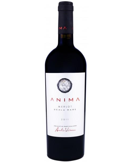 Aurelia Visinescu Anima Merlot 2011 0.75L