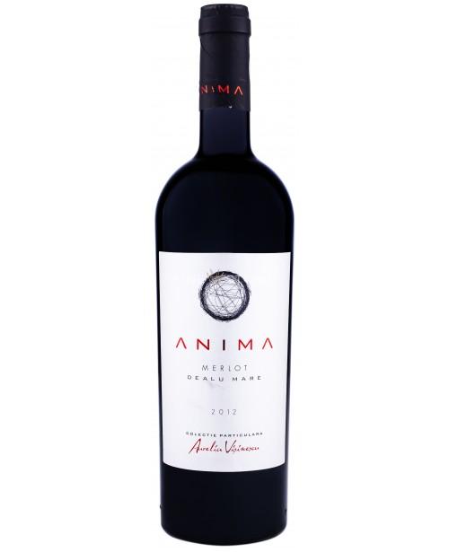 Aurelia Visinescu Anima Merlot 2012 0.75L