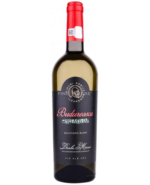 Budureasca Premium Sauvignon Blanc 0.75L