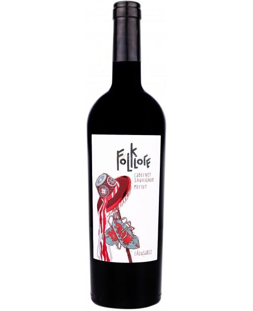 Folklore Calusarii Cabernet Sauvignon & Merlot 0.75L