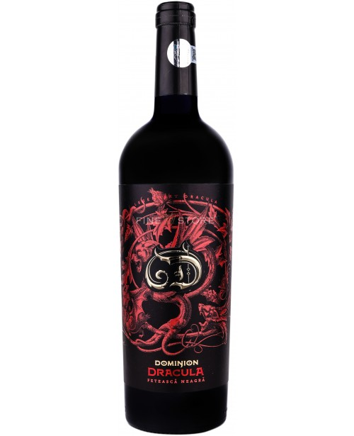 Dominion Dracula Feteasca Neagra 0.75L