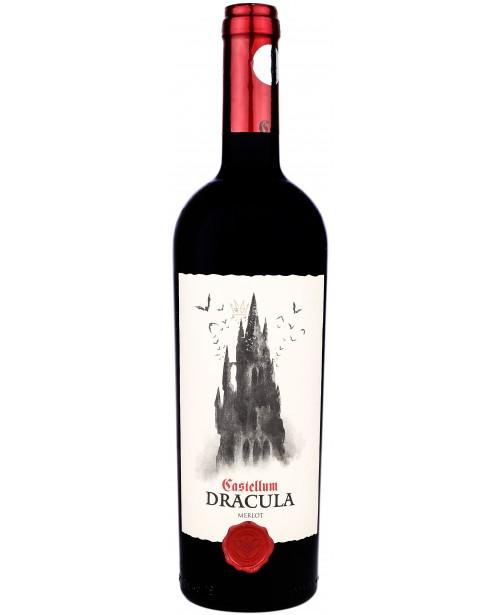 Castellum Dracula Merlot 0.75L