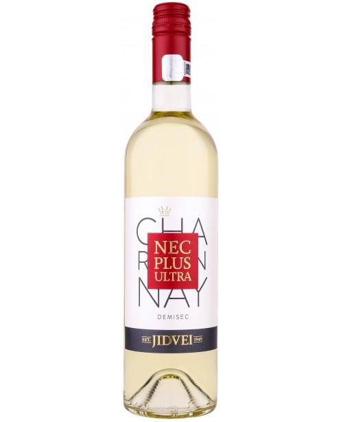 Jidvei Nec Plus Ultra Chardonnay Barrique 0.75L
