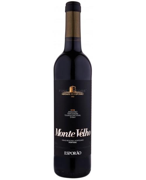 Esporao Monte Velho Rosu 0.75L