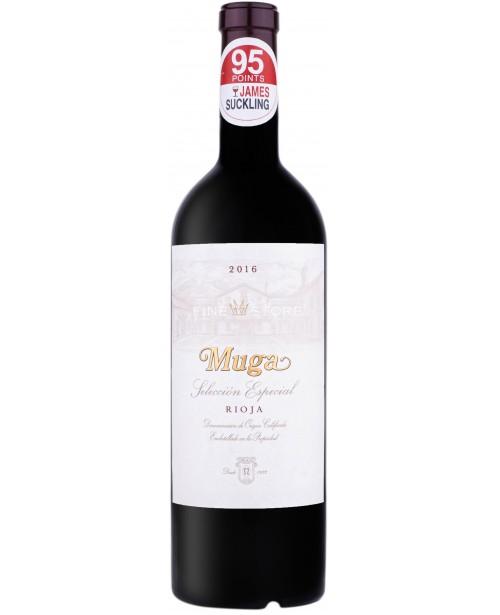 Bodegas Muga Rioja Reserva Seleccion Especial 2016 0.75L