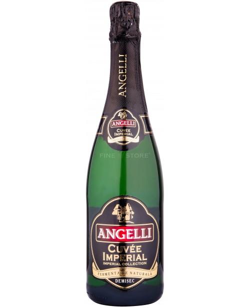 Angelli Cuvee Imperial Demisec 0.75L Top