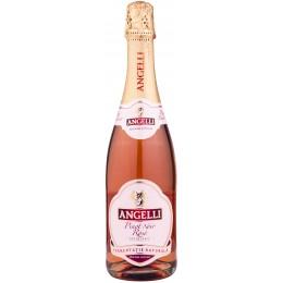Angelli Pinot Noir Rose Demisec 0.75L