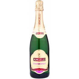 Angelli Chardonnay Demisec 0.75L