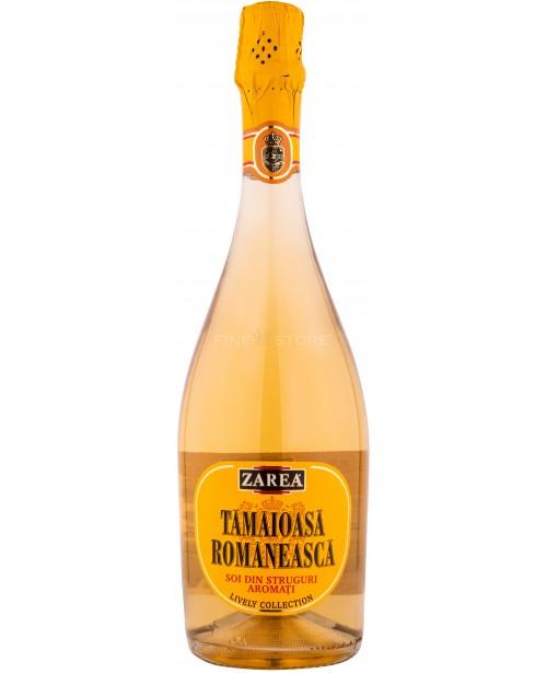 Zarea Colectia Gurmet Tamaioasa Romaneasca 0.75L