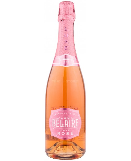 Luc Belaire Rare Luxe Rose 0.75L